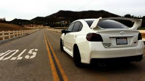 subaru sti 2016 white 2015 subaru wrx sti limited full nameless exhaust system youtube