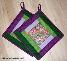 free patterns quilted potholders potholder patterns free to sew mona s creativity my quilting free