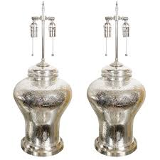 Antique Glass Chandelier Lighting Decorative And Antique Mercury Glass Table Lamp For Your