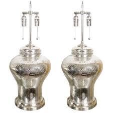 Mercury Glass Table Lamp Lighting Decorative And Antique Mercury Glass Table Lamp For Your