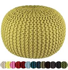 Knitted Ottoman Top 10 Best Nursery Ottomans Footrests Heavy