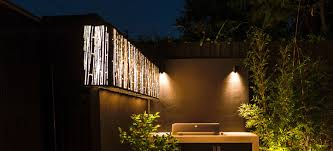 outdoor light features lump scultpure studio