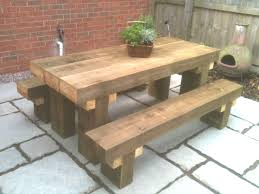 patio table and bench patio table with bench beautiful patio furniture accessories