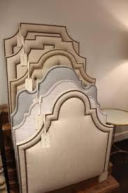 Custom Made Fabric Headboards by Custom Made Headboards Boxwood Interiors Houston Texas