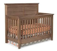 Rustic Convertible Crib by Langford 4 In 1 Convertible Crib Brixy