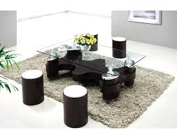 round coffee table with 4 stools round coffee table with stools coffee table with 4 stools round