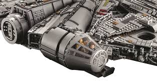 lego toyota lego ucs millennium falcon 2017 is the largest official lego set ever