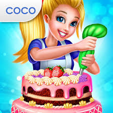 cake maker real cake maker 3d bakery by coco play