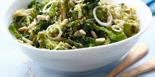 comment cuisiner le chou vert frisé chou vert frisé vapeur au sésame pignons et vinaigre balsamique