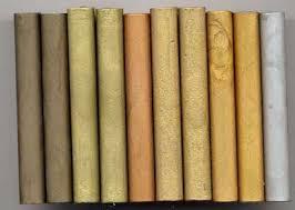 Golden Color Shades Liberon Retouch Crayons Color Chart