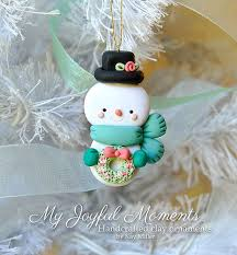 254 best polymer clay miller ornaments images on