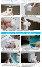 door release button for desk dropshipping baby care locks hidden door lock drawer hidden magnetic