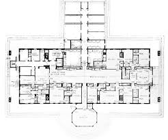 Floor Plan Of by Third Floor White House Museum