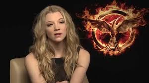 Natalie Dormer Hunger Games Natalie Dormer On Playing Strong Female Characters In U0027hunger