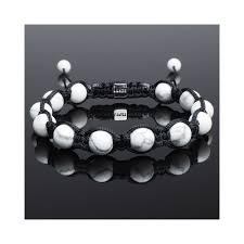 shamballa bracelet images Howlite shamballa bracelet jpg