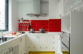 remodel small kitchen ideas kitchen stunning red ceramic backsplash white kitchen walls
