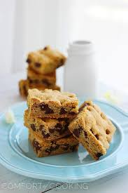 soft u0026 chewy chocolate chip cookie bars