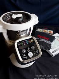 cuisine companion the hungry excavator tefal cuisine companion product review