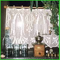 Crochet Curtain Designs 8 Best Images Of Filet Crochet Designs Free Filet Crochet