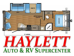 Jayco Travel Trailers Floor Plans by 2018 Jayco Jay Flight Slx 265rls Travel Trailer Coldwater Mi