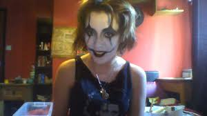 the crow makeup tutorial youtube