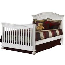 Convertible Crib Full Size Bed by Sorelle Finley 4 In 1 Convertible Crib In White Free Shipping
