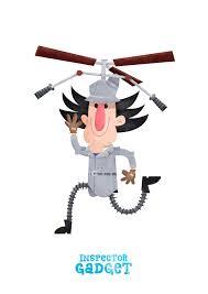inspector gadget dribbble inspector gadget jpg by carlo beranek
