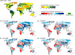 Current Temperature Map Current And Future Challenges In Groundwater I Modeling And