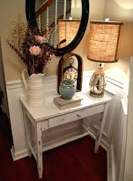 Entry Tables For Sale Vintage Entryway Table Ideas Entry Table Display Click Pic For 38