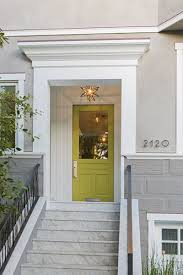 green front porch light julie browne your front door would look really pretty this color