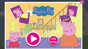 peppa pig milkshake games game demos kids philip