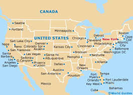 us map atlanta to new york map new york usa major tourist attractions maps