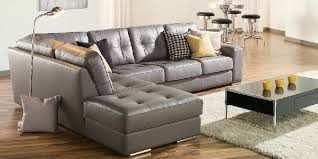 charcoal grey leather sectional sofa new 2018 2019 sofamoe info