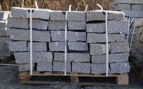 granit mauersteine 30 30 40 40 50 50 gnsmauersteine