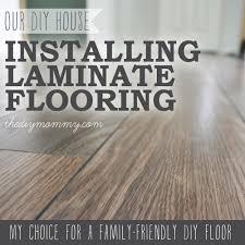 diy diy laminate flooring on concrete design decor creative on