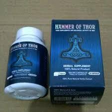 jual obat kuat pembesar penis hammer of thor di medan toko sange