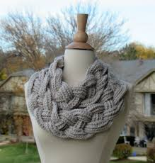 braided scarf my hobby is crochet layered braided cowl free crochet