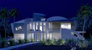 post modern house plans luxury modern house plans white modern house plan
