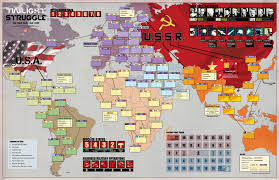 Asia Map Games by The Best Board Game Ever Is A Chilling Re Imagining Of The Cold War