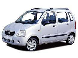 suzuki wagon description of the model photo gallery