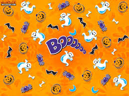 happy halloween background cute halloween backgrounds wallpapersafari
