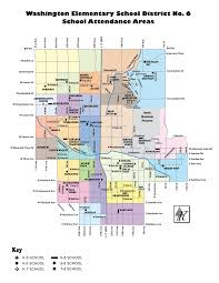 Map Of Phoenix Zip Codes by District Maps Home