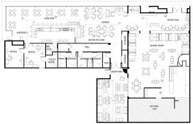 restaurants floor plans modern italian restaurant floor plan floor plan