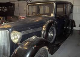 vintage limo 1938 armstrong siddeley