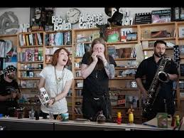 Tiny Desk Concert Mother Falcon The Funky Groove Of Sister Sparrow U0026 The Dirty Birds On Npr U0027s Tiny
