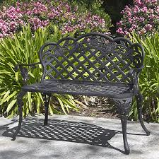 Cast Iron Patio Chairs Bench The Timeless Elegance Of Wrought Iron Patio Furniture