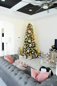 gold and silver home decor 2017 winter eclectic holiday home tour blush silver u0026 gold decor