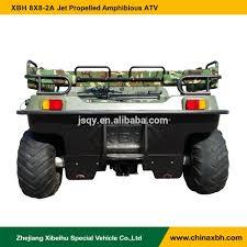 amphibious rescue vehicle xbh 8x8 2a jet propelled vehicle floating water amphibious atv