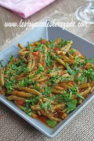 comment cuisiner des haricots verts haricots verts à l huile d olive les joyaux de sherazade
