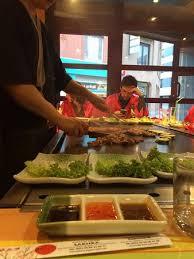 japonais cuisine devant vous photo1 jpg photo de le samourai mouscron tripadvisor